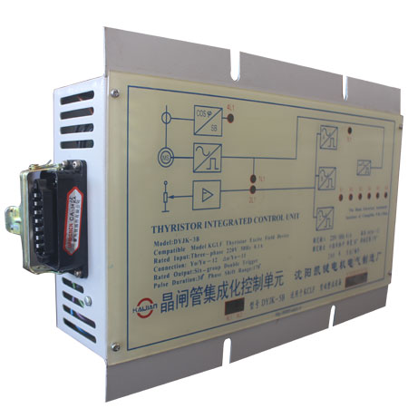 DYJK-5B同步电机励磁控制器